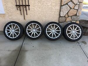 5/114.3 motegi rims. Need gone