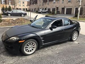 2005 Mazda RX8 GT automatic AS IS