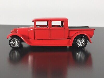 1929 FORD PICKUP TRUCK CUSTOM 1:64 SCALE LIMITED COLLECTIBLE DIECAST MODEL CAR