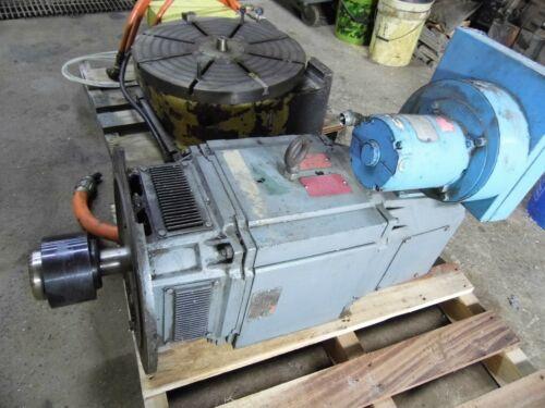 Reliance D-C Motor, B2180ATDZ, 30 hp., 1150/3600, 240