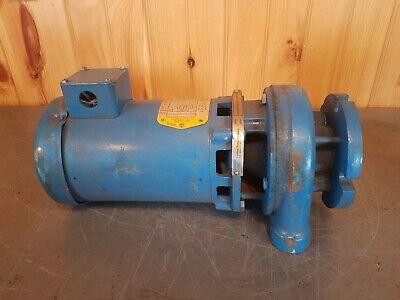 Baldor Jm3115 W Peerless Pump B9222b