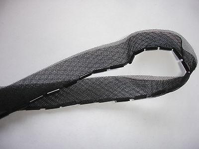 10m Paillettenband 0,50€/m schwarz ED128