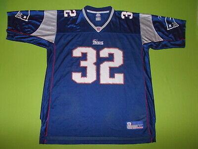 04b94e5a Jersey NEW ENGLAND PATRIOTS (XL) REEBOK #32 A. SMITH 2001/2003 VERY GOOD  !!! NFL