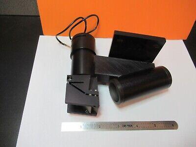 Reichert Austria Polyvar Focus Adjustment Assem Microscope Part As Pic W8-a-108