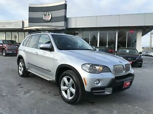 2010 BMW X5 35d AWD DIESEL NAVI PANORAMIC ROOF ONLY 126KM