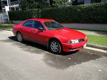 2002 Mitsubishi Magna Sedan Waitara Hornsby Area Preview
