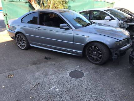 WRECKING 2004 BMW M Sport E46 320CI - ALL PARTS AVAILABLE! Sydney City Inner Sydney Preview