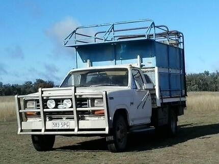 1983 Ford F350 Truck Warwick Southern Downs Preview