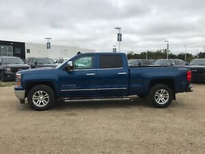 2015 Chevrolet Silverado 1500 LTZ - Navigation, 4G WIFI, Backup