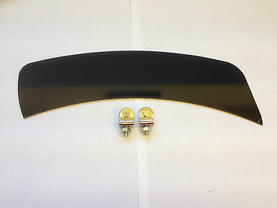 TRIUMPH TIGER CUB FRONT NUMBER PLATE  FIXING STUDS MADE IN ENGLAND