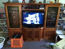 Solid timber tv unit Inverell Inverell Area Preview