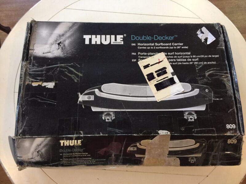 Thule Double Decker Surfboard Rack 809