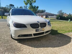 E60 Bmw 525i m54 safe tuned by DnA