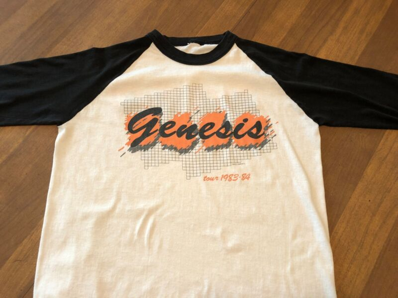 Genesis T-Shirt - Mama Tour (great collector