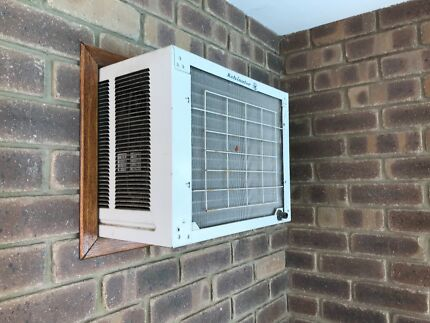 Aircon and Fan Combo