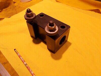 Aloris Usa Da4 Quick Change 1 12 Lathe Boring Bar Holder Engine Metal Tool