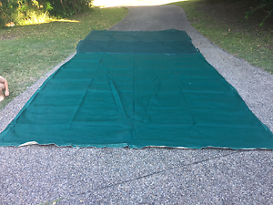 Shade cloth 6x3.2m heavy duty with eyelets and overlooked seams Northgate Brisbane North East Preview