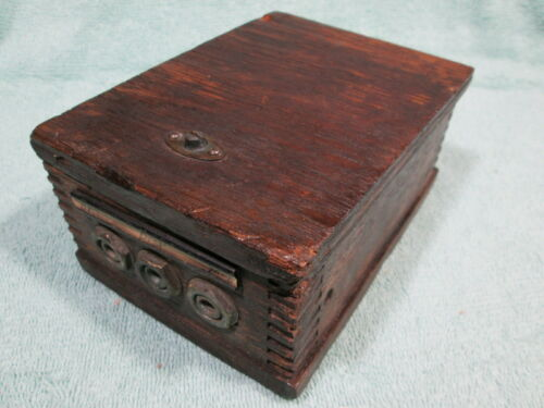 📌 ANTIQUE 1900  WESTERN ELECTRIC MORSE CODE JACK / SWITCH BOX FOR TELEGRAPH KEY