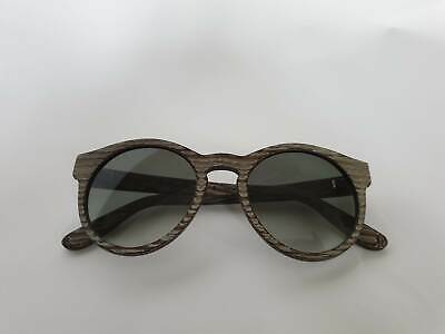 MTO/RIE136:1 Marken Holz Sonnenbrille Brille WOOD FELLAS München 10756 NEU