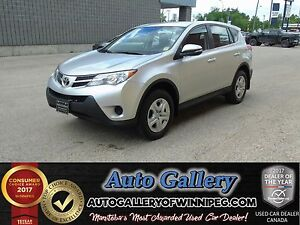 2015 Toyota Rav4 LE AWD *Bluetooth