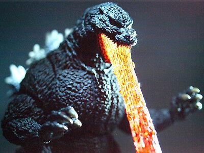 S.H. Monsterarts Custom Red Atomic Breath Effect Piece Godzilla 1995