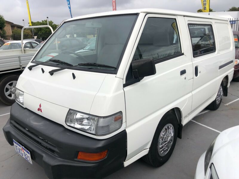 2008 mitsubishi express vanminivan cars vans utes gumtree 1 of 10 fandeluxe Images