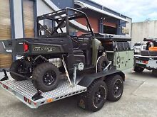 Patriot off road camper trailer TH610 Wallan Mitchell Area Preview