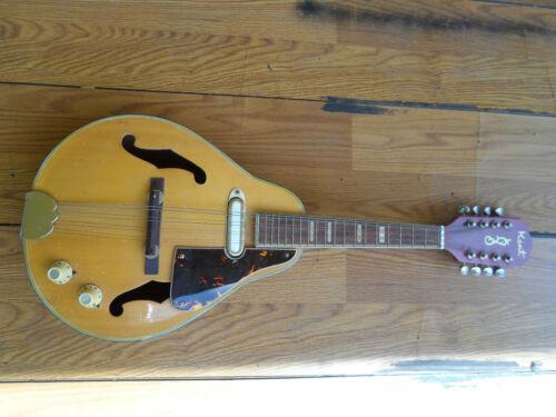Kent Electric Mandolin Japan Vintage