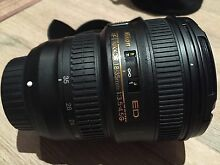 Nikon 18-35mm F3.5-4.5G Wide Angle Lens - Like New Southbank Melbourne City Preview