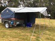 Camper Trailer Geeveston Huon Valley Preview