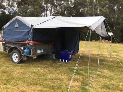 Camper Trailer Geeveston Huon Valley Preview