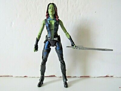 "Marvel Legends Guardians Of The Galaxy Groot Baf Series Gamora 6"" Action Figure"