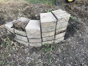 Landscape bricks