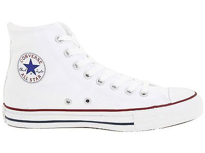 Chuck Taylor Hi Tops - Converse Chuck Taylor Star Optical White Hi Top Skate Mens Womens Shoes Sizes
