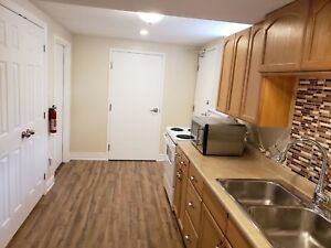 AVAILABLE NOW 1 BEDROOM BASEMENT APT. CLOSE TO MALL