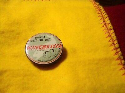 Winchester BB Split Shot tin - #9114
