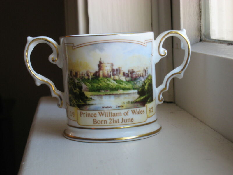Prince William Loving Cup