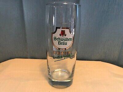 Schwaben Brau Stuttgerter . 5l German Beer Glass URTYP
