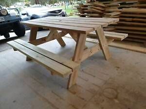 timber picnic table garden gumtree australia free local classifieds rh gumtree com au