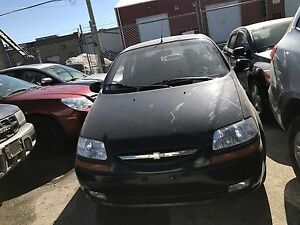 2006 CHEVROLET AVEO LT**SAFETIED**PRIVATE SALE