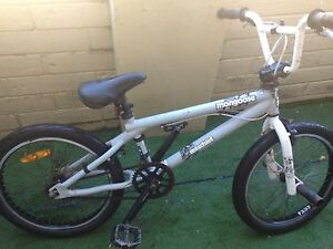 Mongoose Mischief BMX - Rusty but all works Manly Vale Manly Area Preview