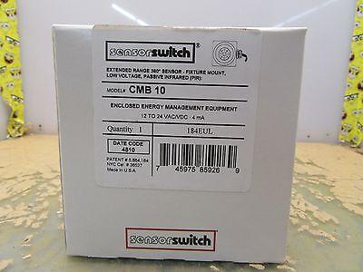 Sensor Switch Cmb-10 Fixture Mount Pir Occupancy Sensor 12-24v 184eul 2o-12