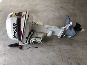 Johnson 25hp Outboard