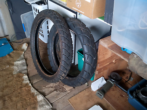Bike tyres Wamuran Caboolture Area Preview