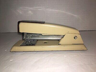 Vintage Swingline 711 Desktop Compact Stapler- Brown