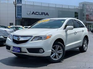 2015 Acura RDX TECH | BOUGHTHERE | TINT | 1OWNER | NOACCIDENTS
