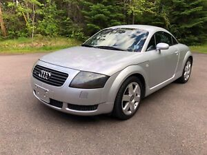 2001 Audi TT Quattro (one of a kind) only 80,000KM