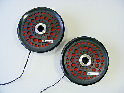 2x 70s Crystal Sound Japan Vintage Car Audio Speakers Door Oldtimer HiFi Pioneer for sale  Shipping to South Africa