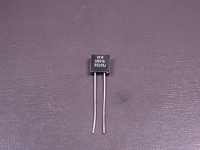 Rnc90y3k8300tr Vishay Metal Foil Resistor 3.83k Ohm 600mw 35w 0.01 Radial Nos
