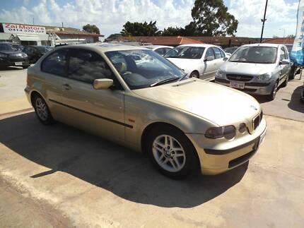 2002 BMW 316ti AUTO LOW KMS  $5990
